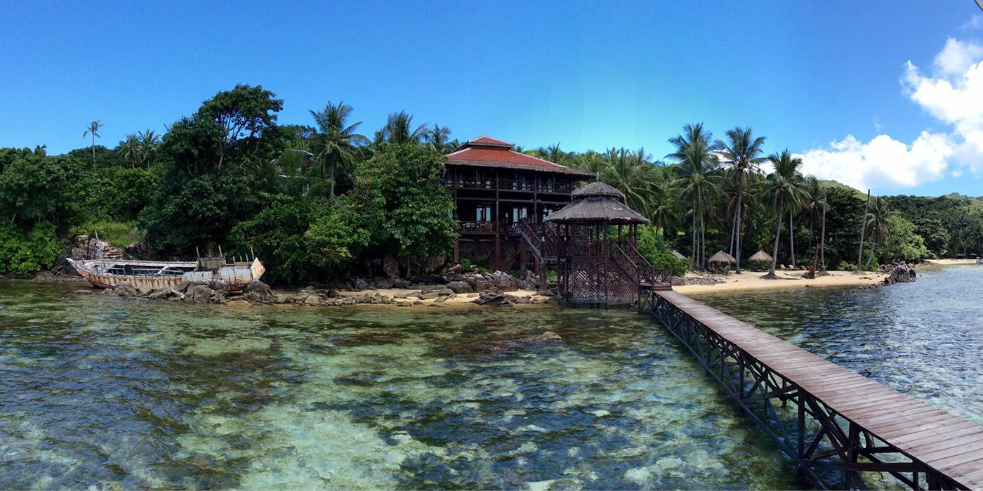 Koraafrif voor Breve Azurine Lagoon Resort