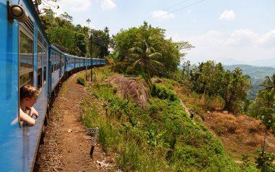 Dag 13 – Met de trein naar Yogyakarta