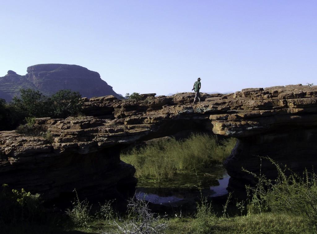 Makgabeng Plateau hiking