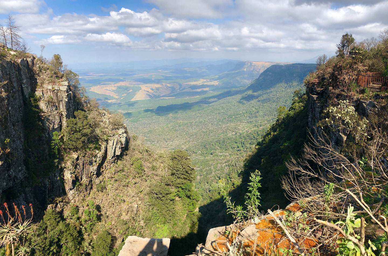 God's Window Panoramaroute Zuid Afrika
