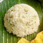 Jeera-rice uit Sri Lanka