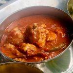 Spicy-chicken-curry uit Sri Lanka