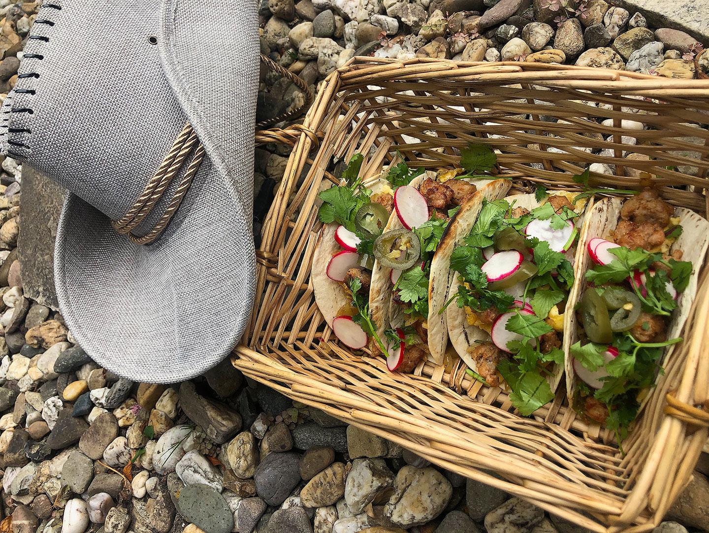 Ontbijttacos uit California - Mexicaanse recepten