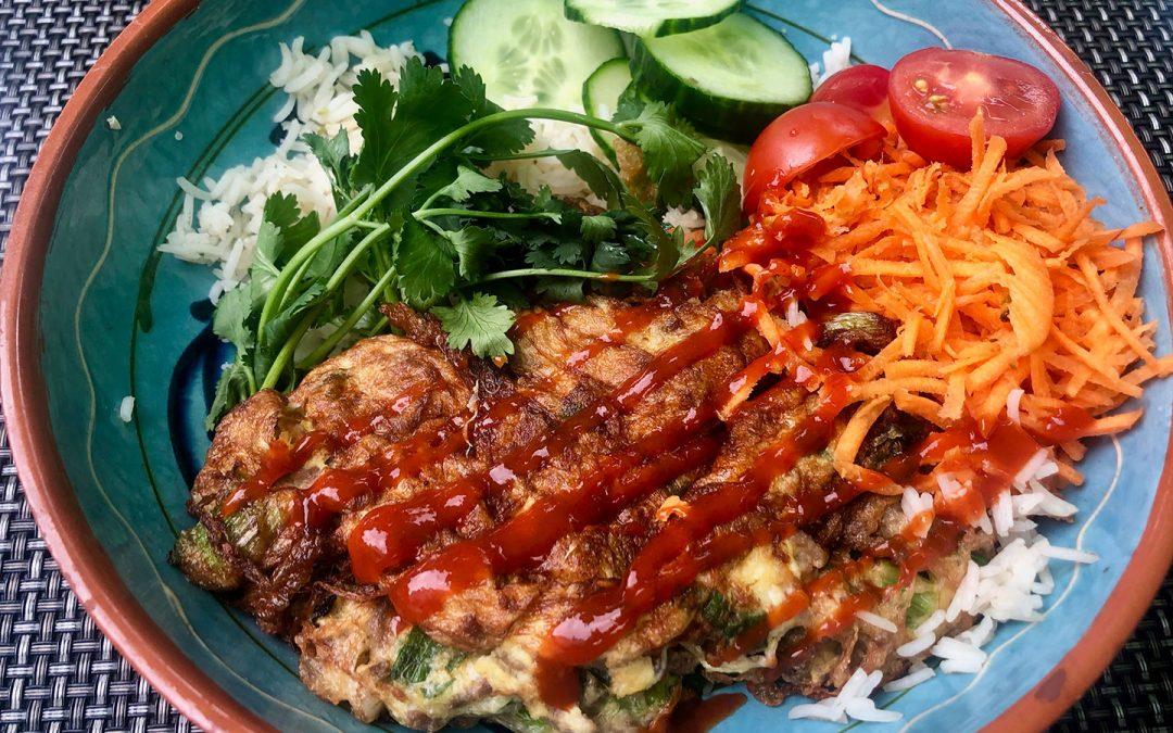 Thais omelet