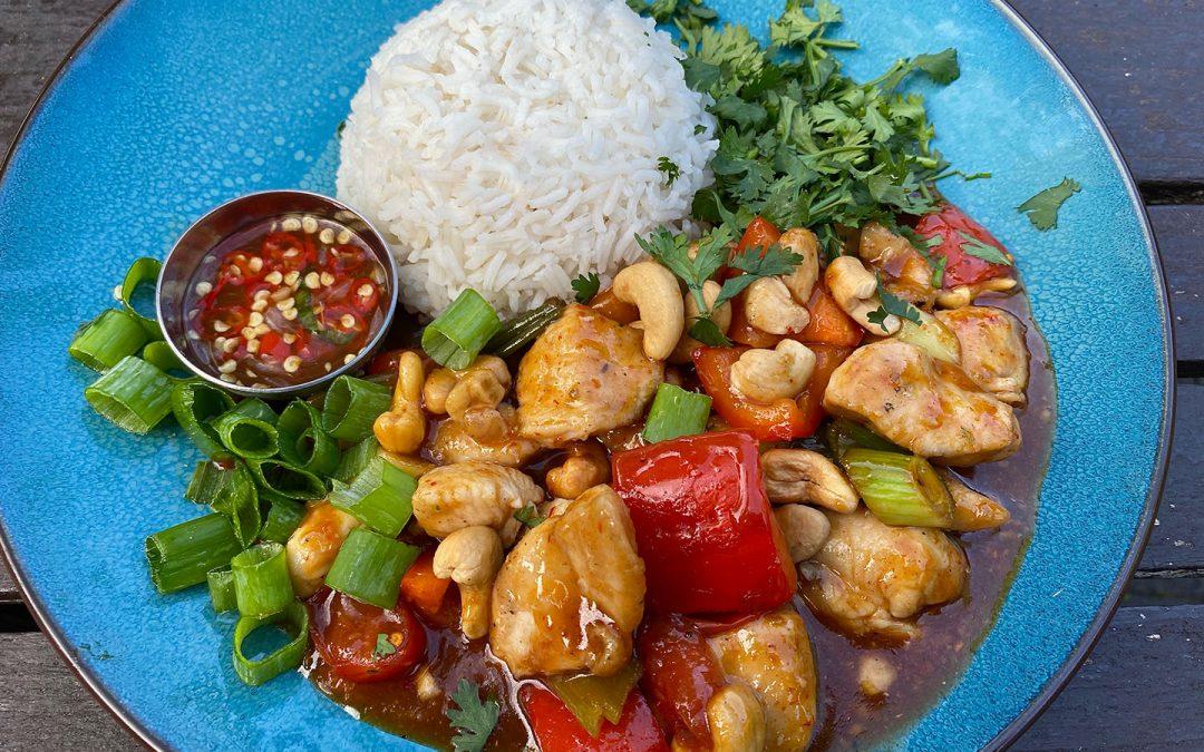 Thai Chicken Cashewnuts