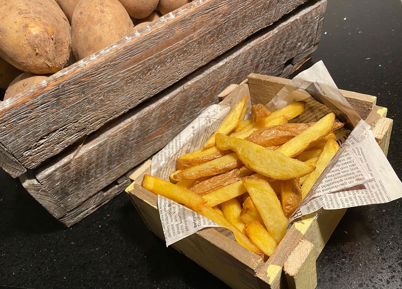 Patat Frites zoals bij Bram Ladage