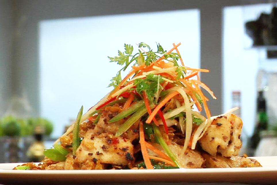 Taste of Thailand culinair