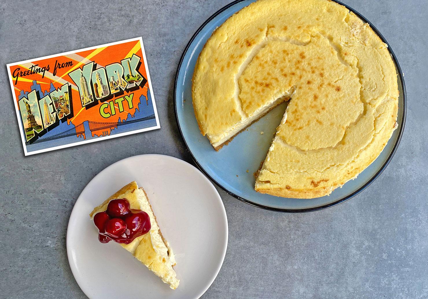 Hoe maak je een New-York-cheesecake