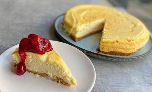 Hoe maak je zelf een New-york-Cheesecake