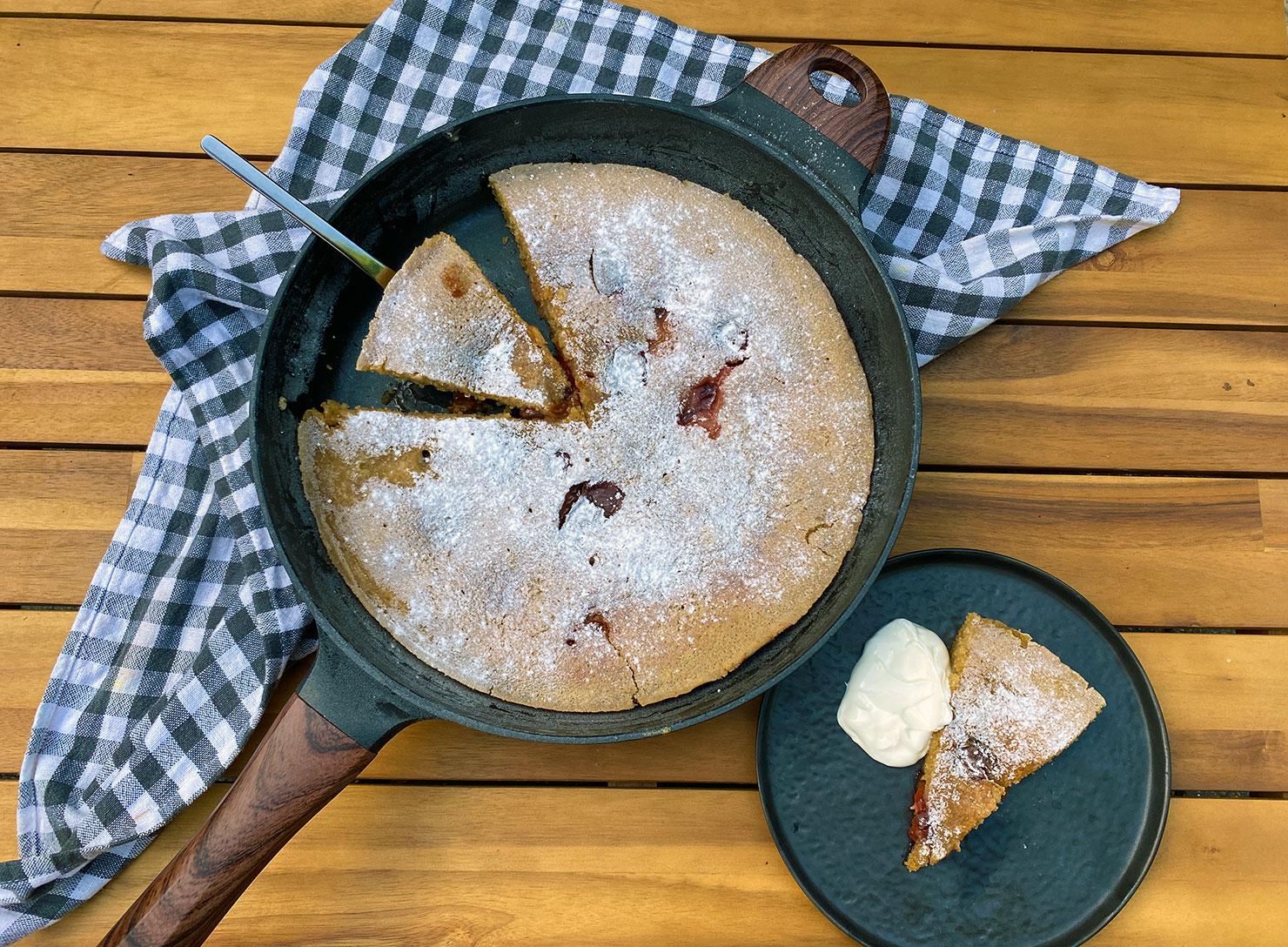 Taart-bakken-zonder-oven